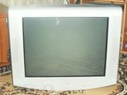 продается телевизор марки Севен отл сост. диоганаль 72 см. отл состоян