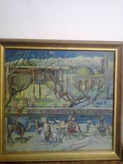 Картины Санталова В.Я.
