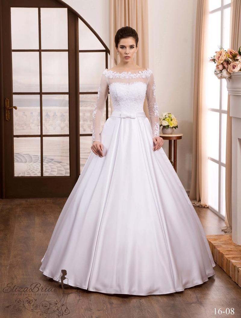 Свадебный платье из тараза