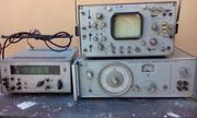 Звуковой генератор и осцилограф