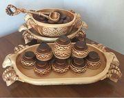 Астау для подачи Бешбармака (Астабак) - Другая посуда