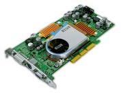 видеокартa AGP Geforce 6600GT или AGP Radeon 9800PRO